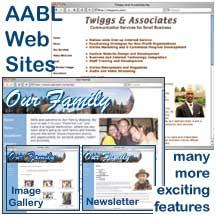 screen shots of web sites
